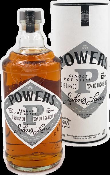 Powers John's Lane Single Pot Still Irish Whiskey Aged 12 Years