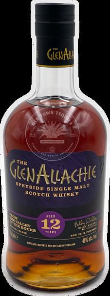 The GlenAllachie Speyside Single Malt Scotch Whisky Aged 12 Years