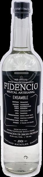Fidencio Ensamble Mezcal 750ml