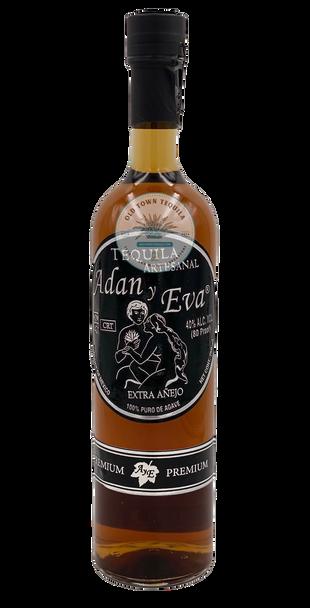Adan Y Eva Extra Anejo Tequila (New Bottle)