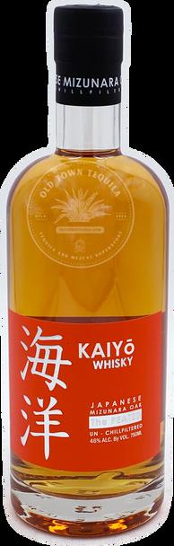 Kaiyo Japanese Mizunara Oak The Peated Whisky