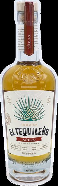 El Tequileño Añejo Gran Reserva Tequila 750ml