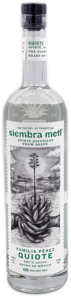 Siembra Metl Familia Perez Quiote Agave Spirit 750ml