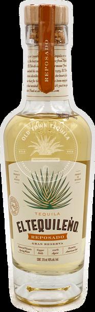El Tequileño Reposado Gran Reserva Tequila 375ml