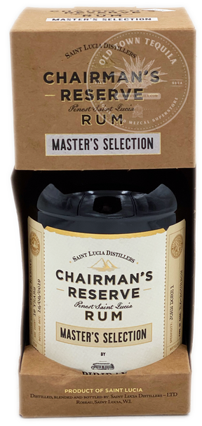 Chairman's Reserve Rum Master's Selection 750ml 19 Years