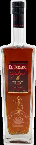 El Dorado Single Barrel Demerara Rum 750ml