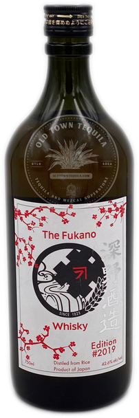 The Fukano Whisky 2019 Edition 750ml
