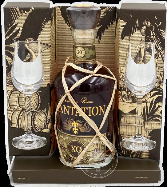Plantation XO 20th Anniversary Extra Old Rum