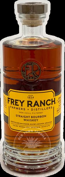 Frey Ranch Straight Bourbon Whiskey 750ml
