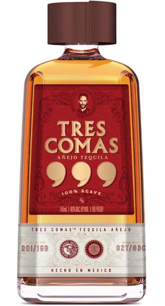 Tres Comas Anejo Tequila