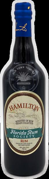 Hamilton Florida Rum Society 750ml