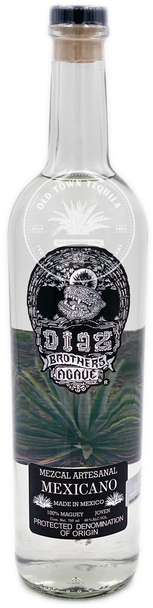 Diaz Brothers Agave Mezcal Mexicano 750ml