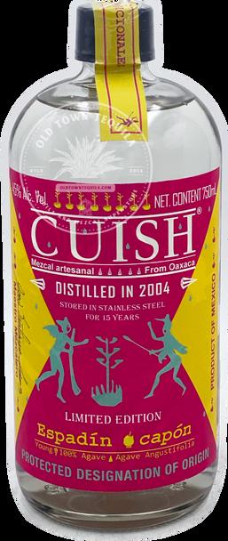 Cuish Limited Edition Mezcal Espadin Capon 750ml