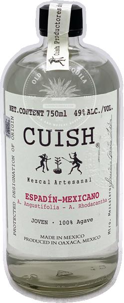 Cuish Mezcal Espadin - Mexicano 750ml