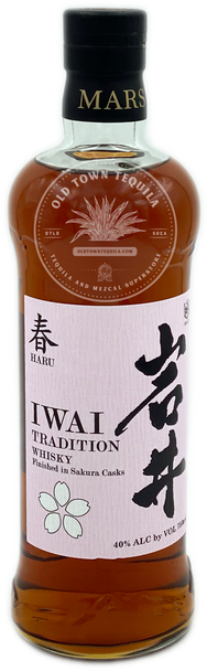 Mars Iwai Tradition Haru Whisky 750ml