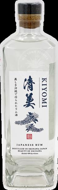 Kiyomi Japanese Rum 750ml