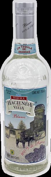 Hacienda Vieja Tequila Blanco 750ml
