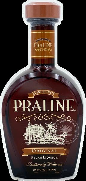 Evangeline's Praline Original Pecan Liqueur 750ml
