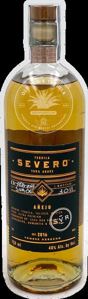 Severo Tequila Añejo 750ml