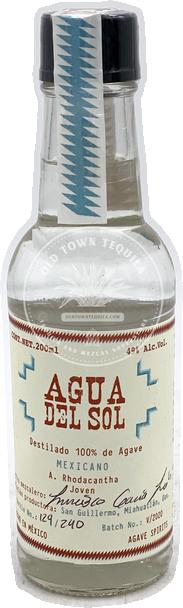 Agua del Sol Mexicano Agave Spirit 200ml