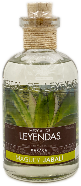 Mezcal de Leyenda Oaxaca Maguey Jabali 750ml