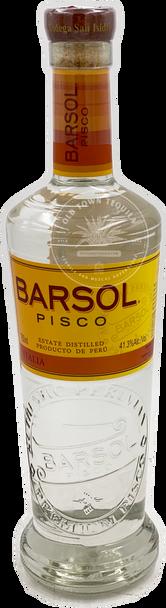 Barsol Pisco Italia 750ml