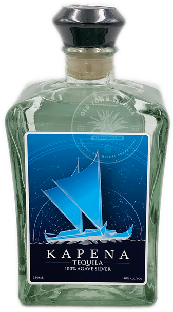 Kapena Agave Silver Tequila 750ml
