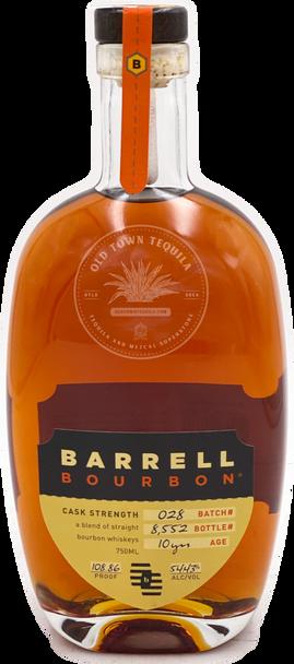 Barrell Bourbon Batch 028 Aged 10 Years 750ml