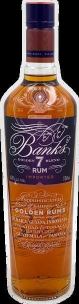 Banks 7 Golden Era Rum 750ml