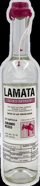 Lamata De Castilla Familia De La Cruz Agave Spirit 750ml