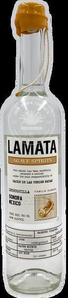 Lamata Lechuguilla Familia Almada Agave Spirit 750ml