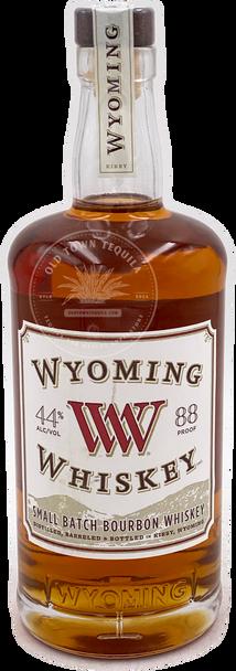 Wyoming Whiskey Small Batch Bourbon 750ml