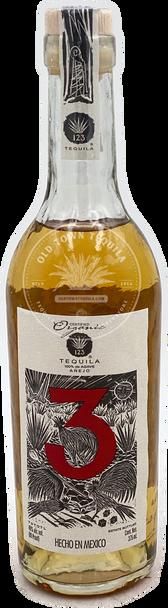 123 Organic Anejo Tequila Tres 375ml