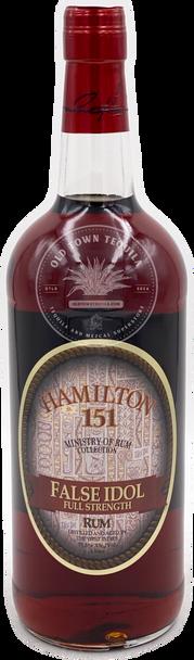 Hamilton False Idol Full Strength Rum 151 Proof 1L