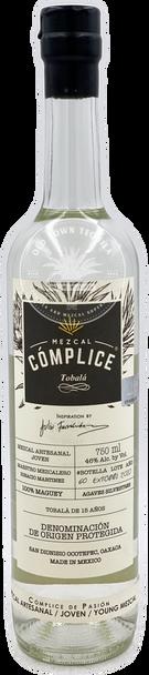 Mezcal Complice de Pasion Tobala 750ml