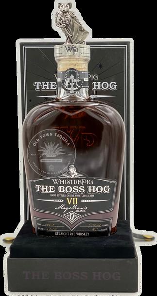 WhistlePig The  BOSS HOG VII: MAGELLAN'S ATLANTIC