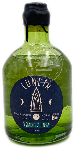 Luneta Small Batch Agave Spirits Verde + Chino 375ml