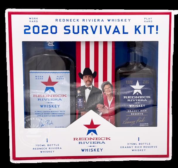 Redneck Riviera Whiskey 2020 Survival Kit
