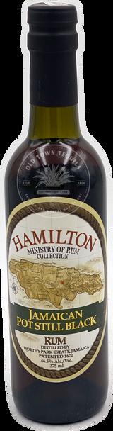 Hamilton Jamaican Pot Still Black Rum 375ml