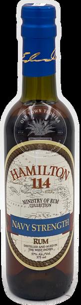 Hamilton Navy Strength 114 Rum 750ml