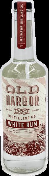 Old Harbor Adventure Series White Rum 750ml