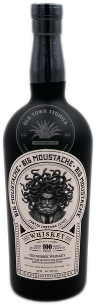 Big Moustache Tennessee Whiskey 750ml