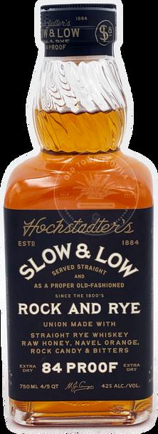 Hochstadter's Slow & Low Rock and Rye 750ml