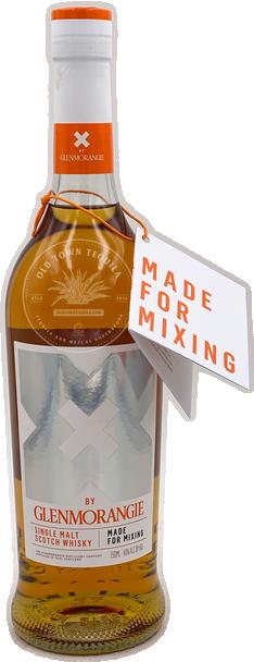 X by Glenmorangie Single Malt Scotch Whisky Made for Mixing 750ml