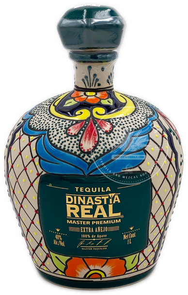 Dinastia Real Ceramic Tequila Extra Añejo 1L