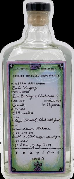 Rezpiral Series 5 Cuish Agave Spirit 750ml