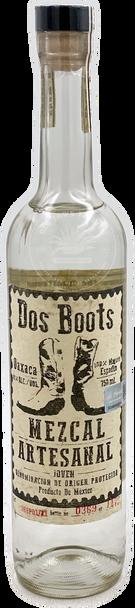 Dos Boots Mezcal Joven 750ml