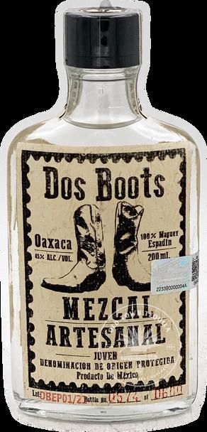Dos Boots Mezcal Joven 200ml