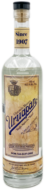 Uruapan Charanda Blanco Single Agricola Rum 750ml
