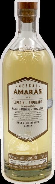 Mezcal Amarás Espadín Reposado 750ml